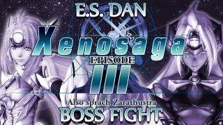 Ⓦ Xenosaga Episode 3 Walkthrough - E.S. Dan (Voyager) Boss Fight