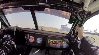 WRR TV: Ride-Along With Tanner Foust in the Andretti Autosport GRC Volkswagen Beetle