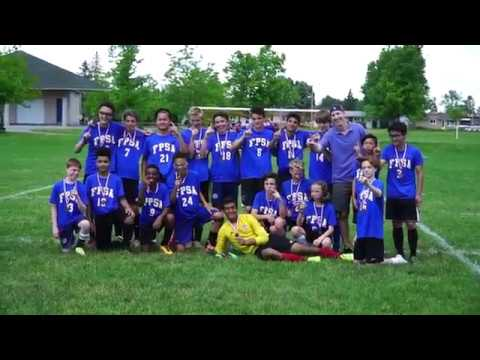 Jun 8 Fisher Park OCDSB Region Champions