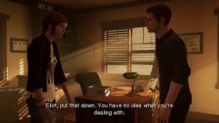 Life is Strange Before The Storm Game PS4 Episode 3 Part 6 (Hell Is Empty)