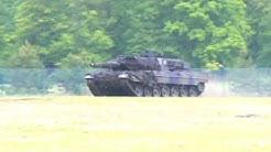 Fliegender Leopard 2 ,Flying Tank Leo 2