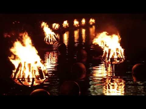 WaterFire Providence | June 10th, 2017 - Day of Portugal