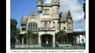 Caribbean Architecture - 1