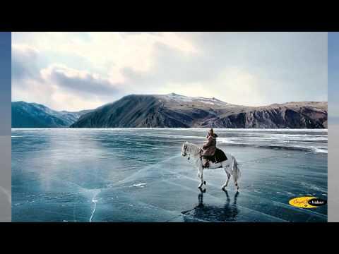 El canto del Gran Lago BAIKAL en Siberia oriental  Rusia