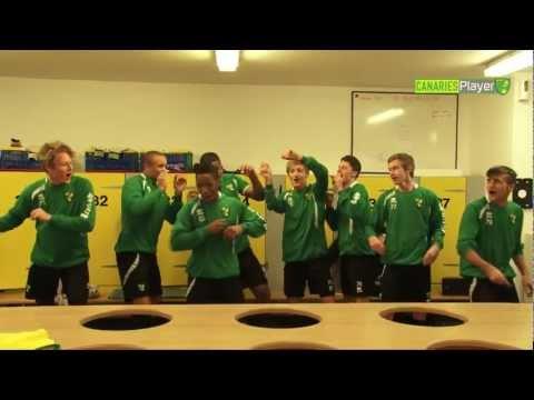Norwich City Academy Initiations