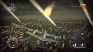 Blazing Angels 2-Gameplay