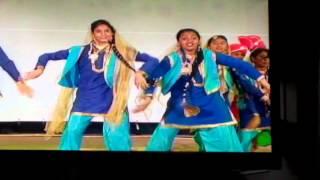 Bhangara by SSVM high school