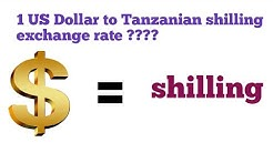 Usd to Tanzanian shilling|usd to tzs|usd to tsh|dollar to tsh|tzs to usd|1 usd to tzs|usd to tshs