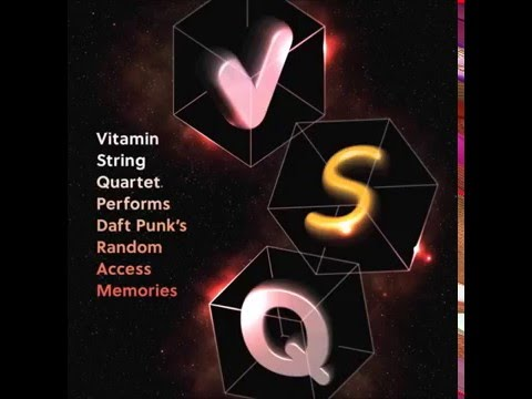 Vitamin String Quartet Performs Daft Punk's Random Access Me
