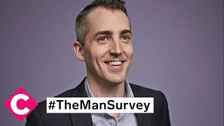What are you self-conscious about? | The Man Survey