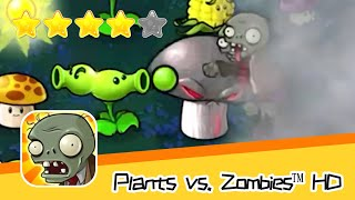 Plants vs  Zombies™ HD Adventure 2 FOG 07 Walkthrough The zombies are coming! Recommend index five s