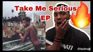 Best EP of the Year?!? DDG TAKE ME SERIOUS EP // REACTION!!!!
