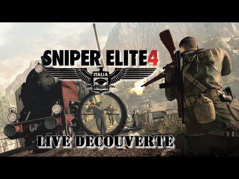 [Rediff] Découverte de Sniper Elite 4