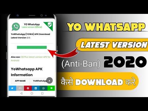 Yo Whatsapp Kaise Download Kare. || Yo Whatsapp Download Latest Version.