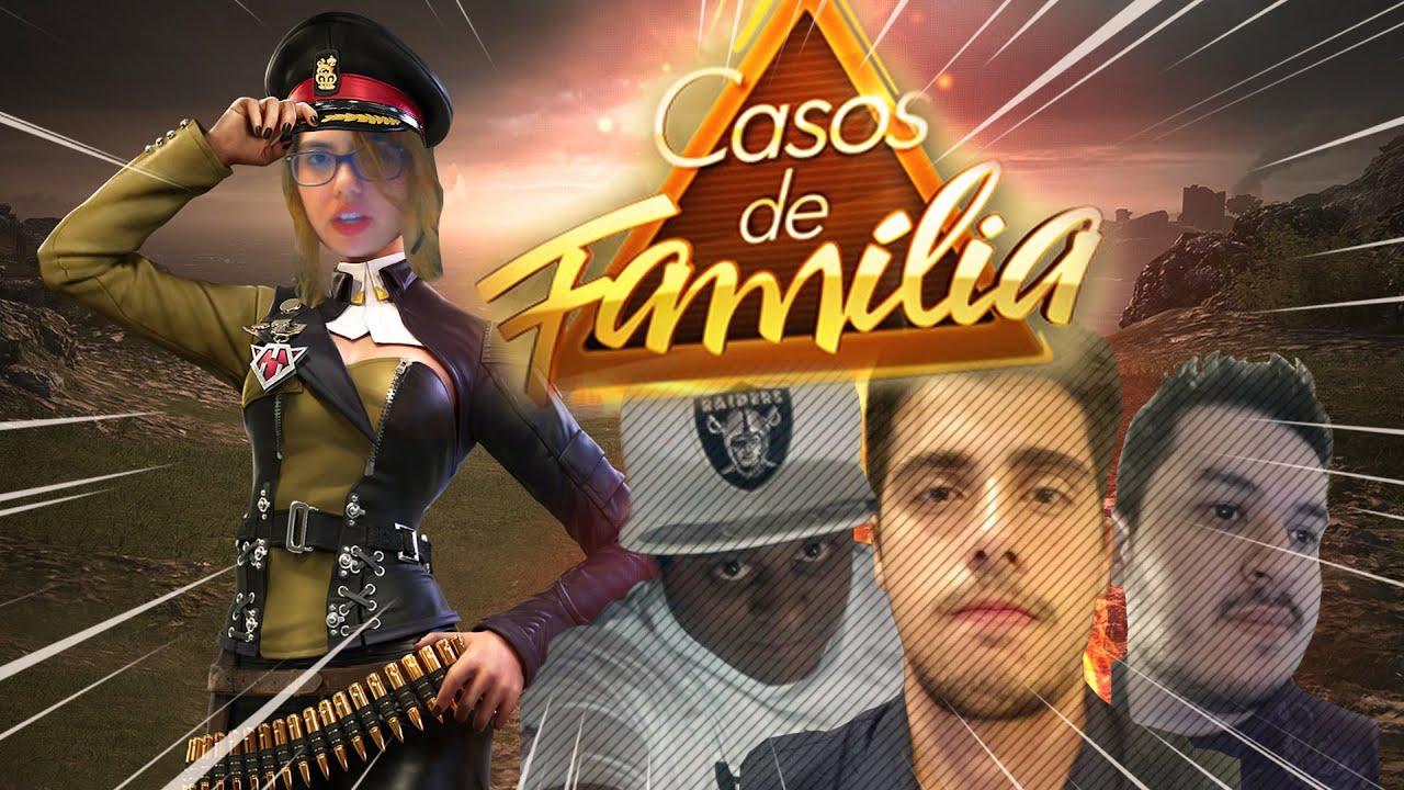LILIIPAD - CASOS DE FAMILIA NO FREEFIRE?