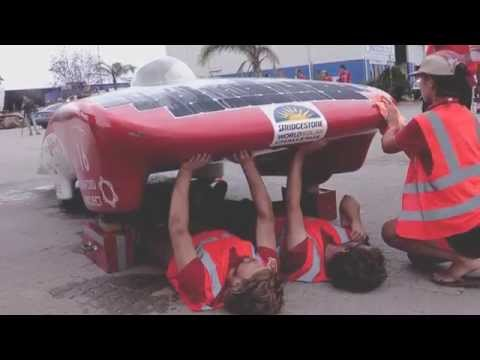 Stanford Solar Car Project: Racing on Sunshine 2015