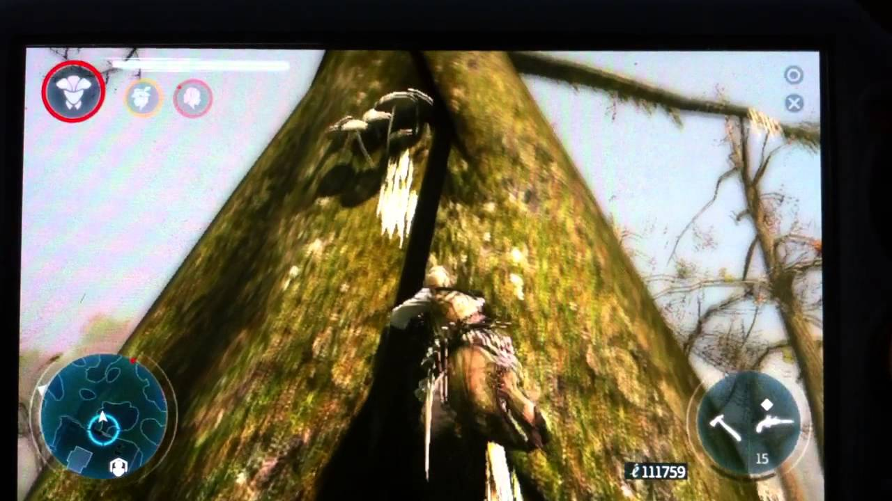 Download Assassin's Creed 3 Liberation (Climber trophy and Platinum Trophy)