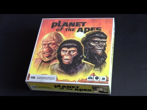 Planet of the Apes PART 1