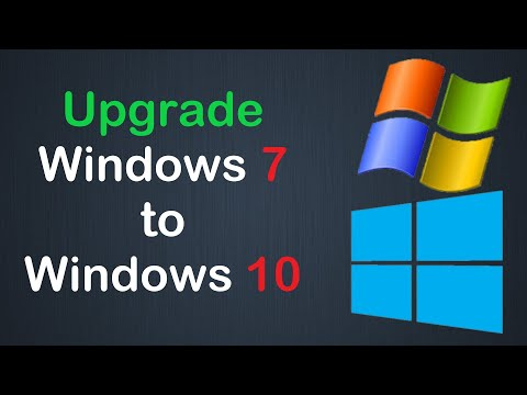 Как обновить Windows 7 до Windows 10 с активацией и легально