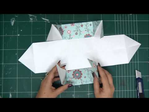 5 minute crafts gift box youtube for 5 minute crafts videos