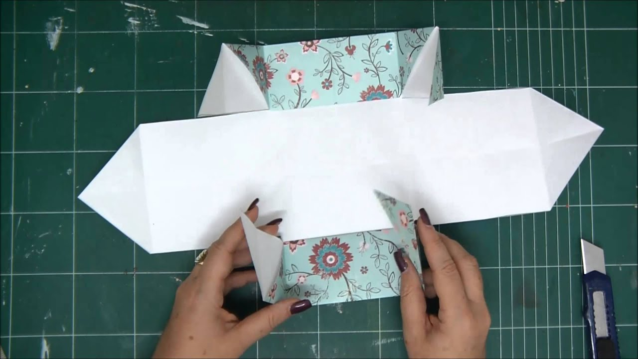 5 Minute Crafts Gift Box Youtube