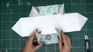 5 minute crafts gift box