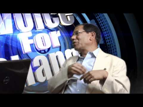 Trailokya Pratap Sen on Voice For Change-Part 1