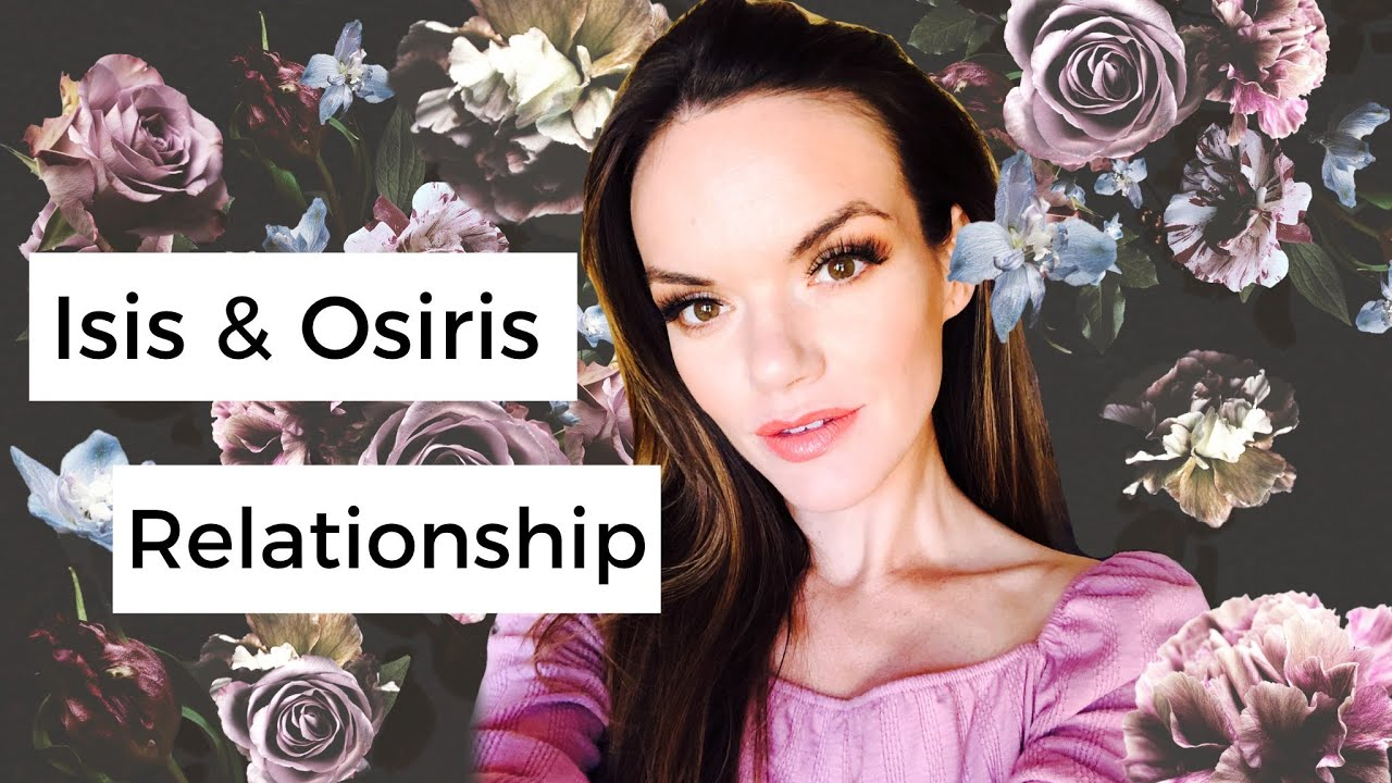 Relationship advice from Isis and Osiris 💫 | Goddess Isis, Goddess of  Ancient Egypt | Katie Burke