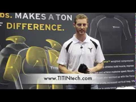 TITIN Weighted Compression Gear