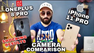 Oneplus 8 Pro vs iPhone 11 Pro Camera Comparison | Oneplus 8 Pro Camera Review| iPhone 11 Pro Camera