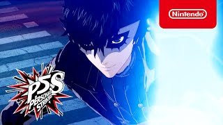 Persona 5 Strikers - All-Out-Action Trailer - Nintendo Switch