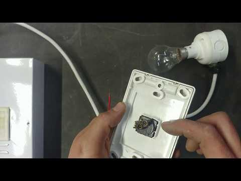 How to Install a Light Switch from YouTube · Duration:  4 minutes 5 seconds