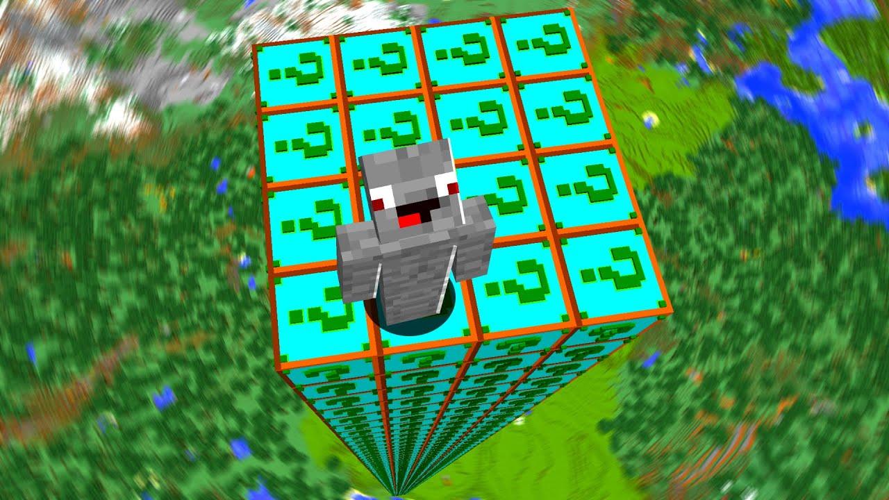 Download springe nicht vom 999.999 Meter Plural Turm in Minecraft