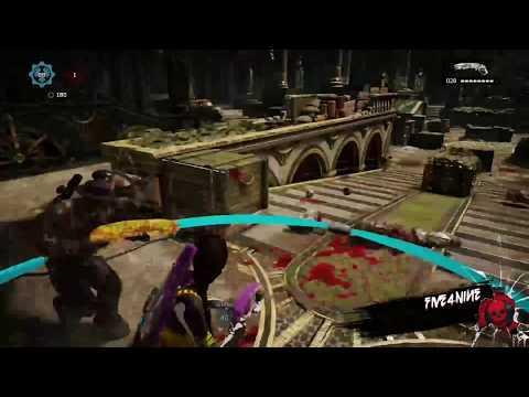 Gears of war 4 KOTH  Slaughter