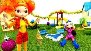 Сказочный патруль и День города. Видео для детей с игрушками
