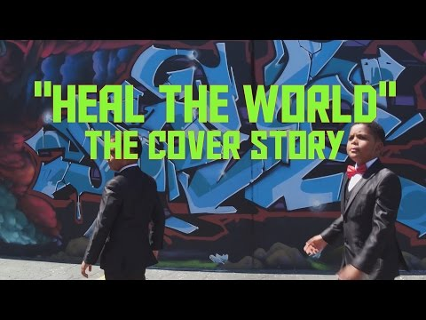 The Making of Heal The World Cover - A Tribute to Michael Jackson