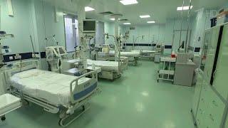 В России уже провели почти 700 тысяч тестов на коронавирус.