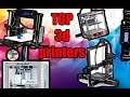 ТОП 5 3д принтеров TOP 5 3d printers  , которые вы можете себе позволить (перезалито)