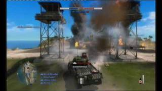 Battlefield 1943 car flip montage by NS Jim MenaMan just for fun =)