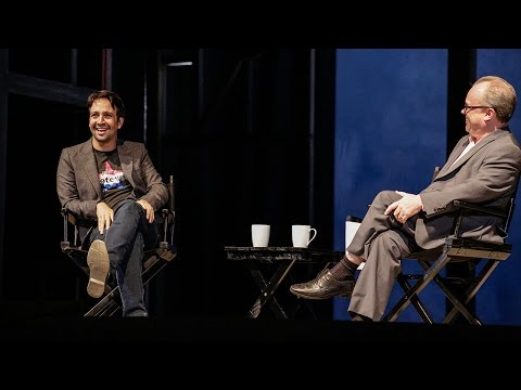 Lin-Manuel Miranda In Conversation With Chris Jones