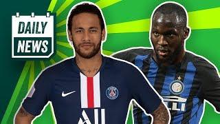 Leroy Sane: Kreuzbandriss? Neymar zur Real Madrid? Lukaku zu Inter Mailand!