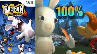 Rayman Raving Rabbids [11] 100% Wii Longplay