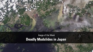 Deadly Mudslides in Japan