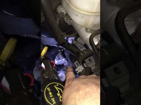 [1/3] Antifreeze/Coolant Leak Fix - Ford Transit Van 2015 3.7 Liter 350
