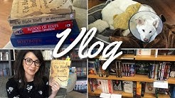READING VLOG | USED BOOKSTORE | STORYTIME