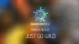 Anaadyanta X: just go wild #1