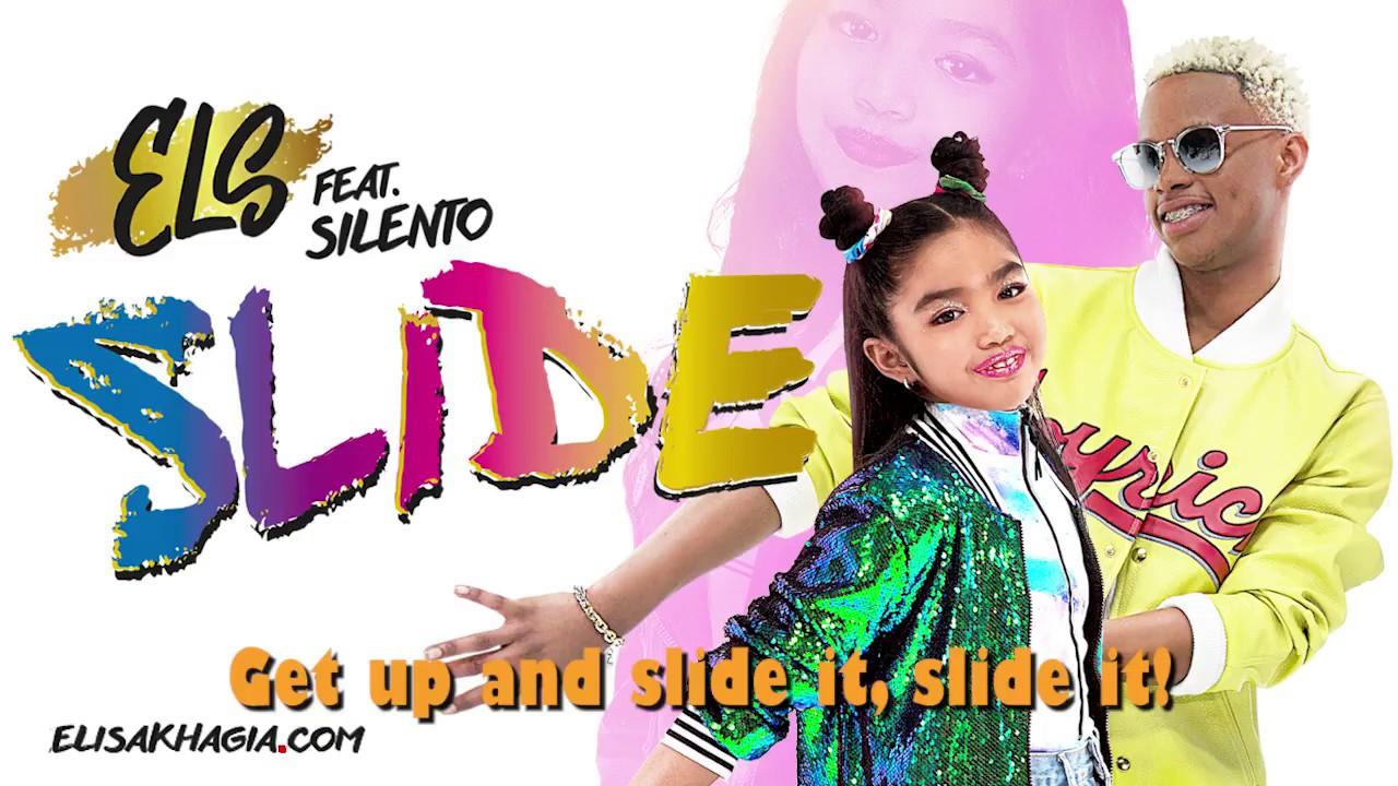 SLIDE - ELS feat Silento (Lyrics)