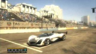 (Ps3) Race Driver: GRID - DLC Cars (8-Ball & Prestige Pack)