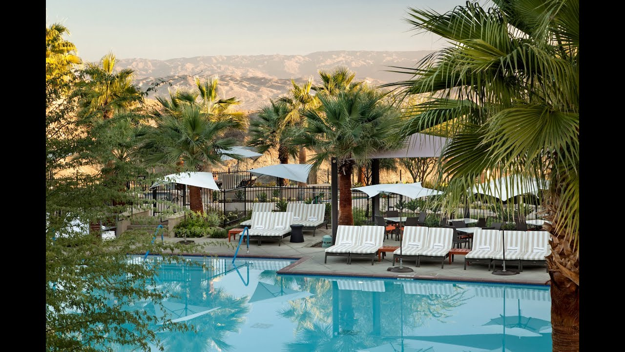 The Ritz Carlton Rancho Mirage Hotels California