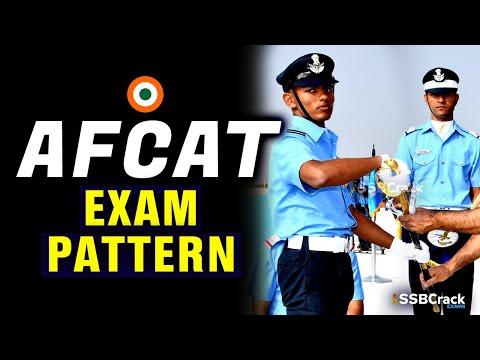 AFCAT Exam Pattern Explained